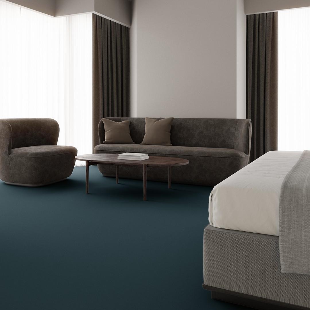 Epoca Ribs  turquoise Roomview 3
