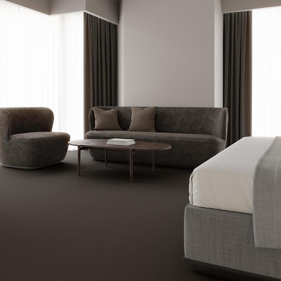 Epoca Ribs  light greybrown Roomview 3