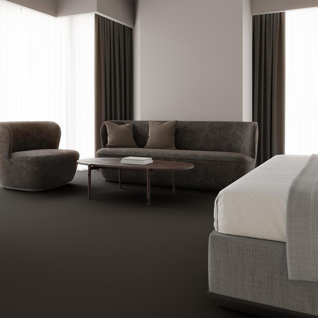 Epoca Ribs  dark grey Roomview 3