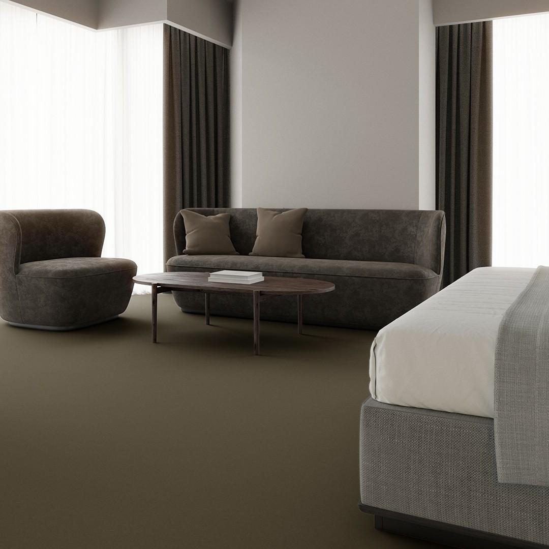 Texture wt moss green Roomview 3