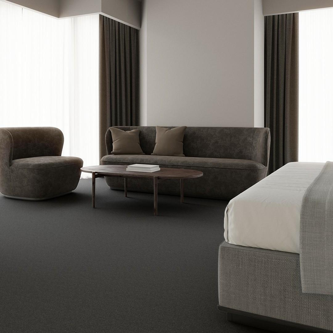 Una Casa WT  mittelgrau Roomview 3