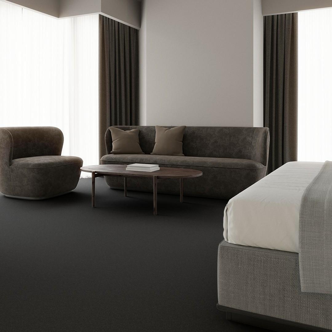 Una Casa WT  schwarz Roomview 3
