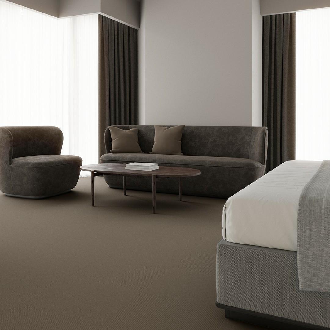 Contra Stripe ECT350 beige Roomview 3