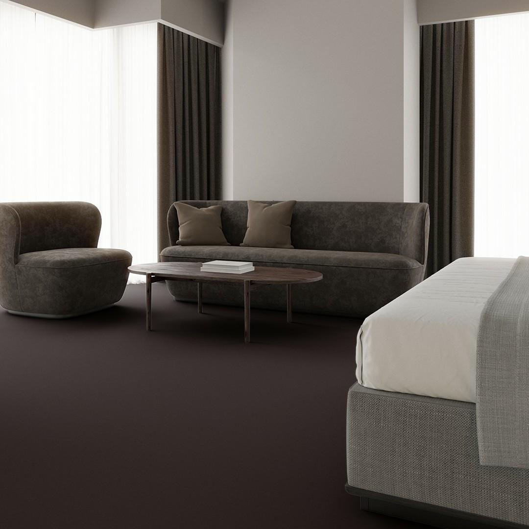 Texture 2000 wt plum Roomview 3