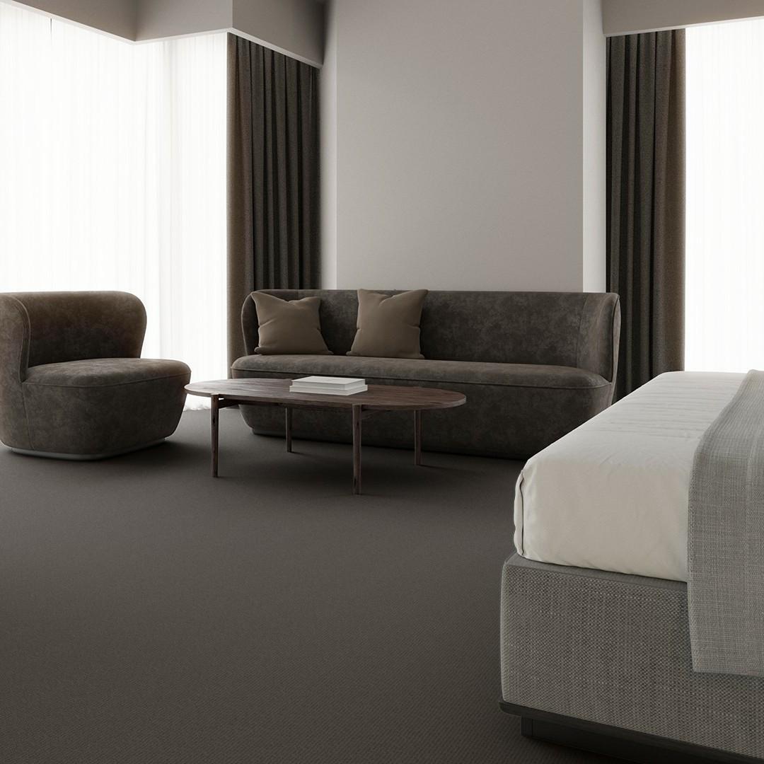Epoca Frame  beige gris clair Roomview 3