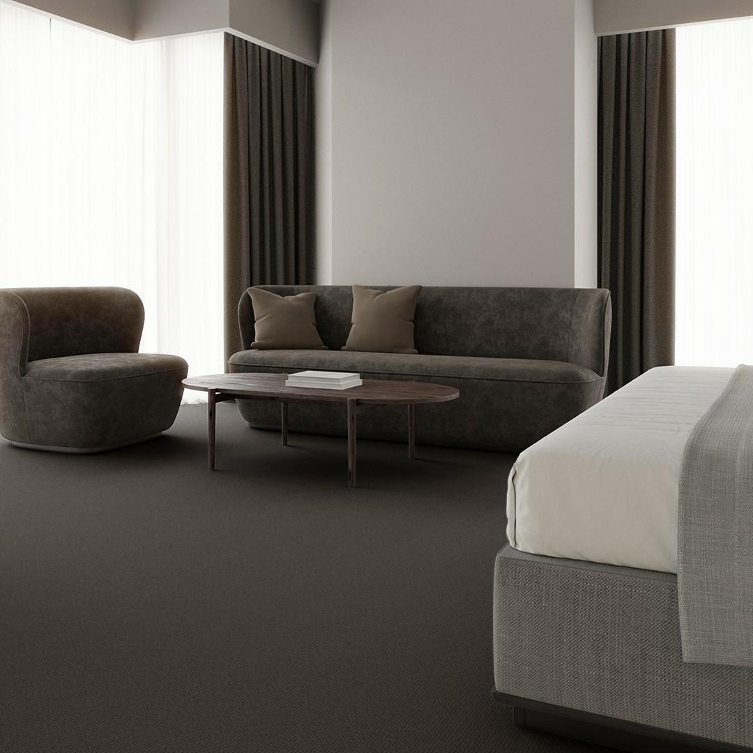 Epoca Frame  gris moyen Roomview 3