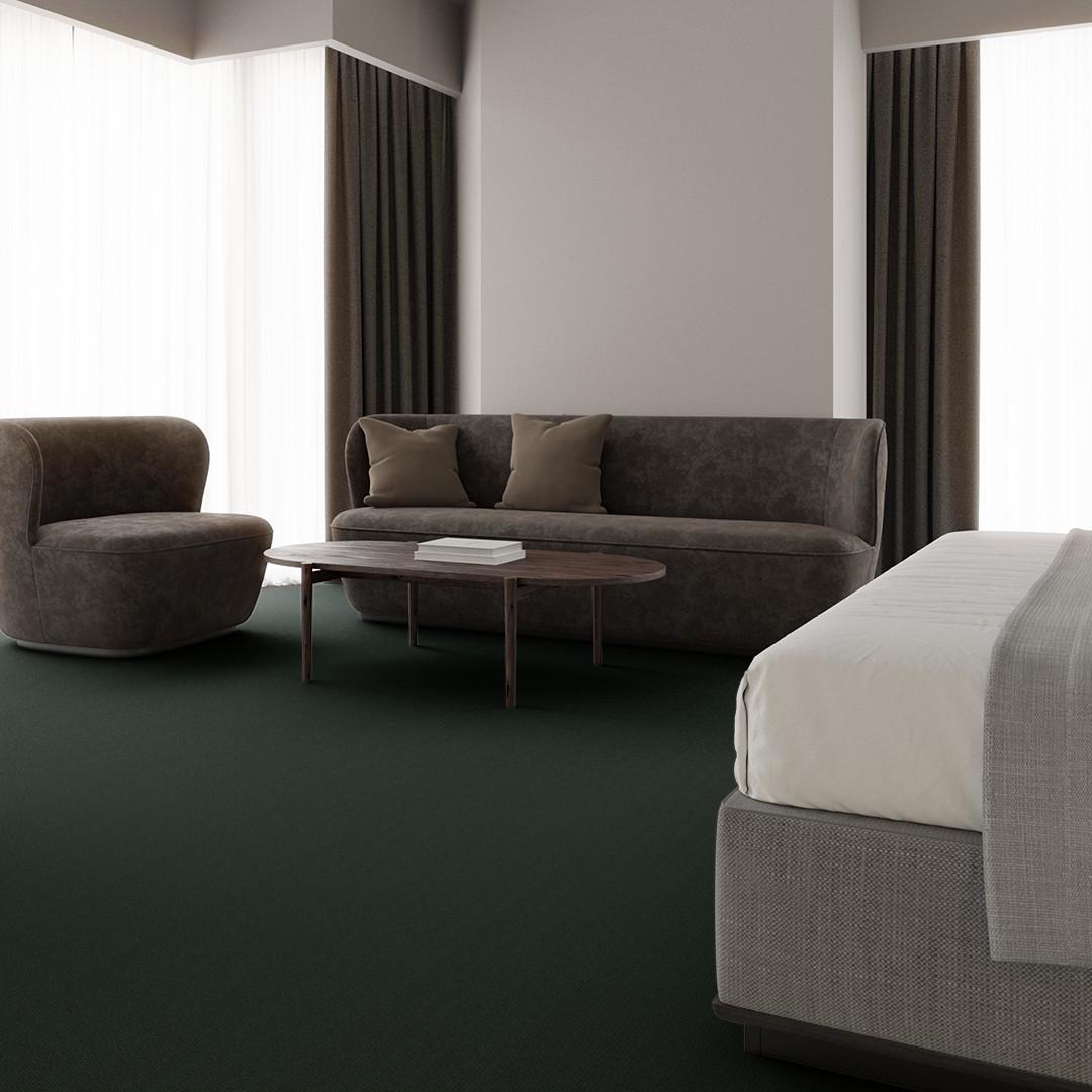 Epoca Rustic WT strong green Roomview 3