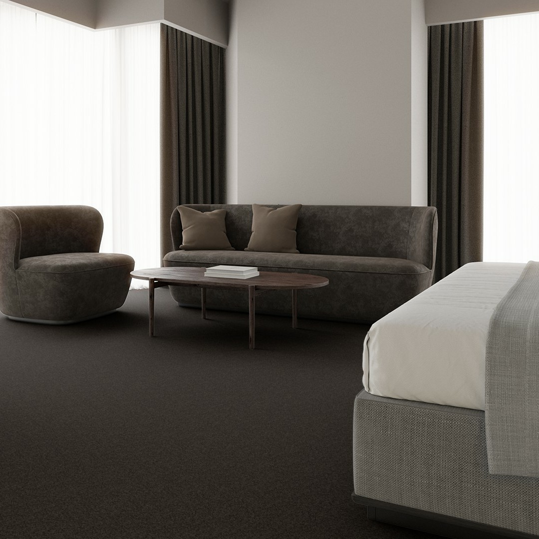 Epoca Silky WT graugrün Roomview 4