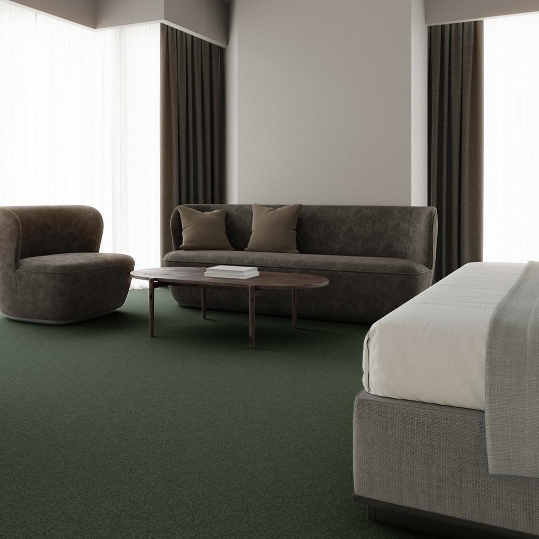 Epoca Silky WT  hellgrün Roomview 3
