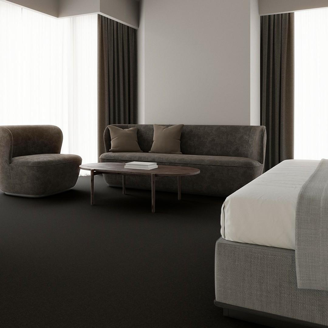 Epoca Silky WT  grau rost Roomview 3