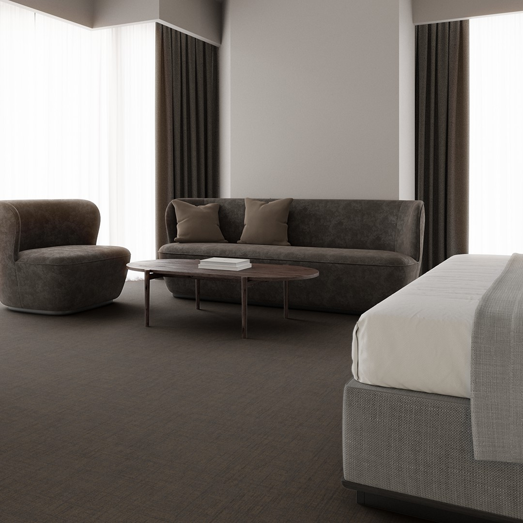 ReForm Calico WT golden sand Roomview 4