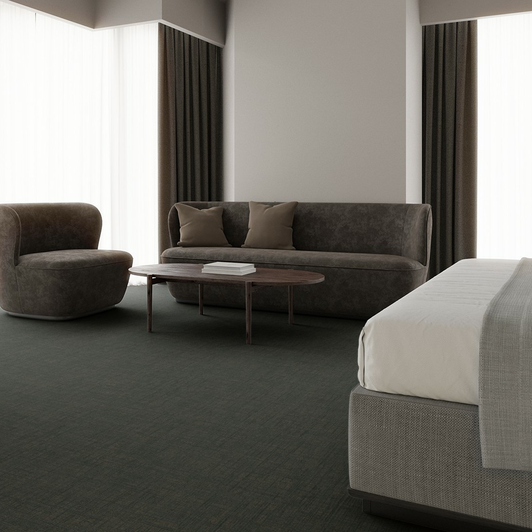 ReForm Calico WT light khaki green Roomview 4