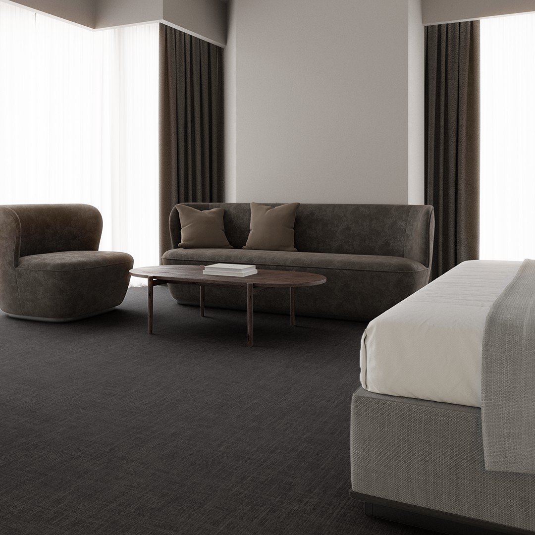 ReForm Calico WT asphalt Roomview 3