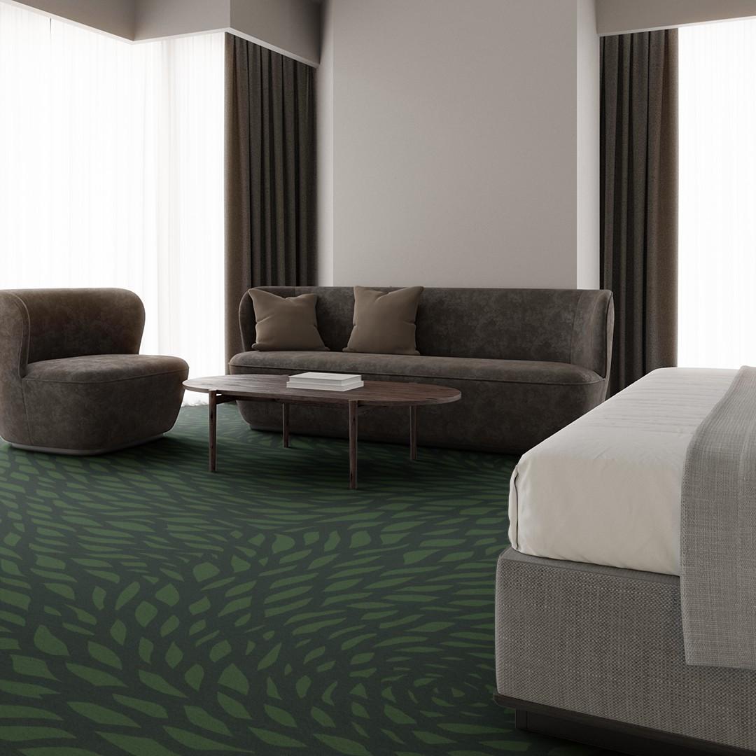 chrysanthemum  green Roomview 3