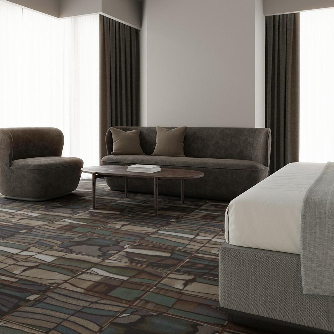 blur II  multicolour Roomview 4