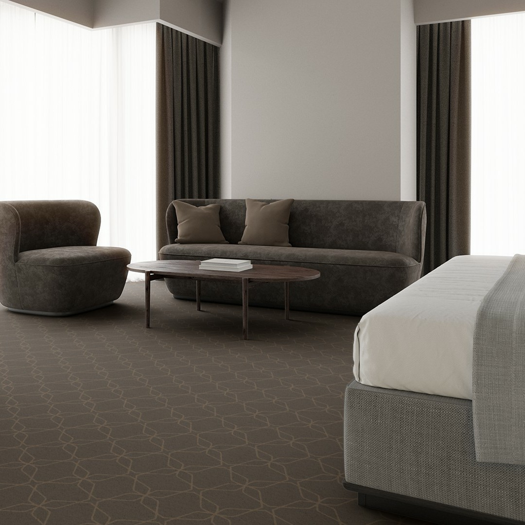 interlace  beige Roomview 4