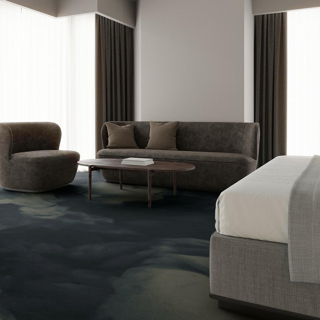 smoke  blue Roomview 3