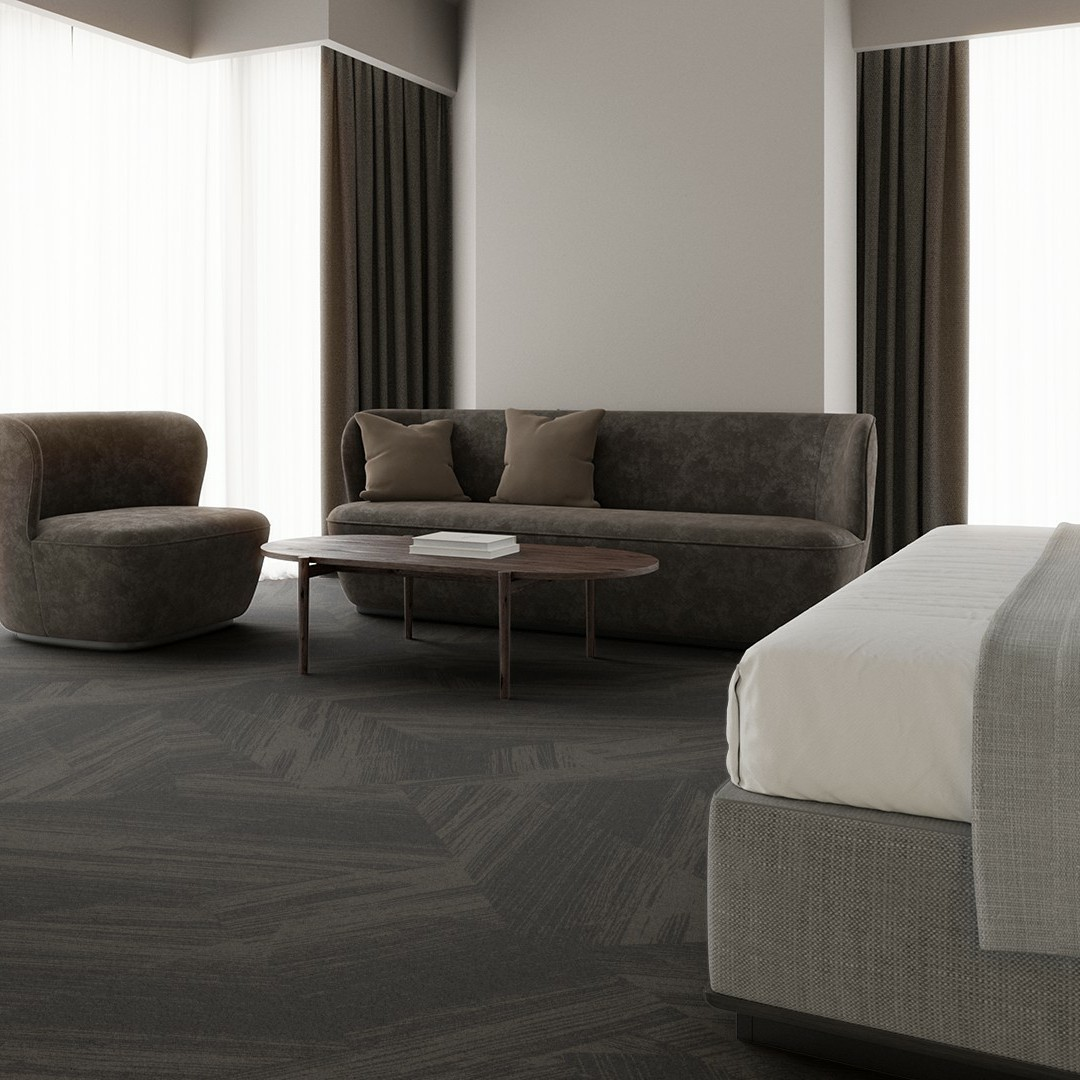 plissé grey Roomview 4