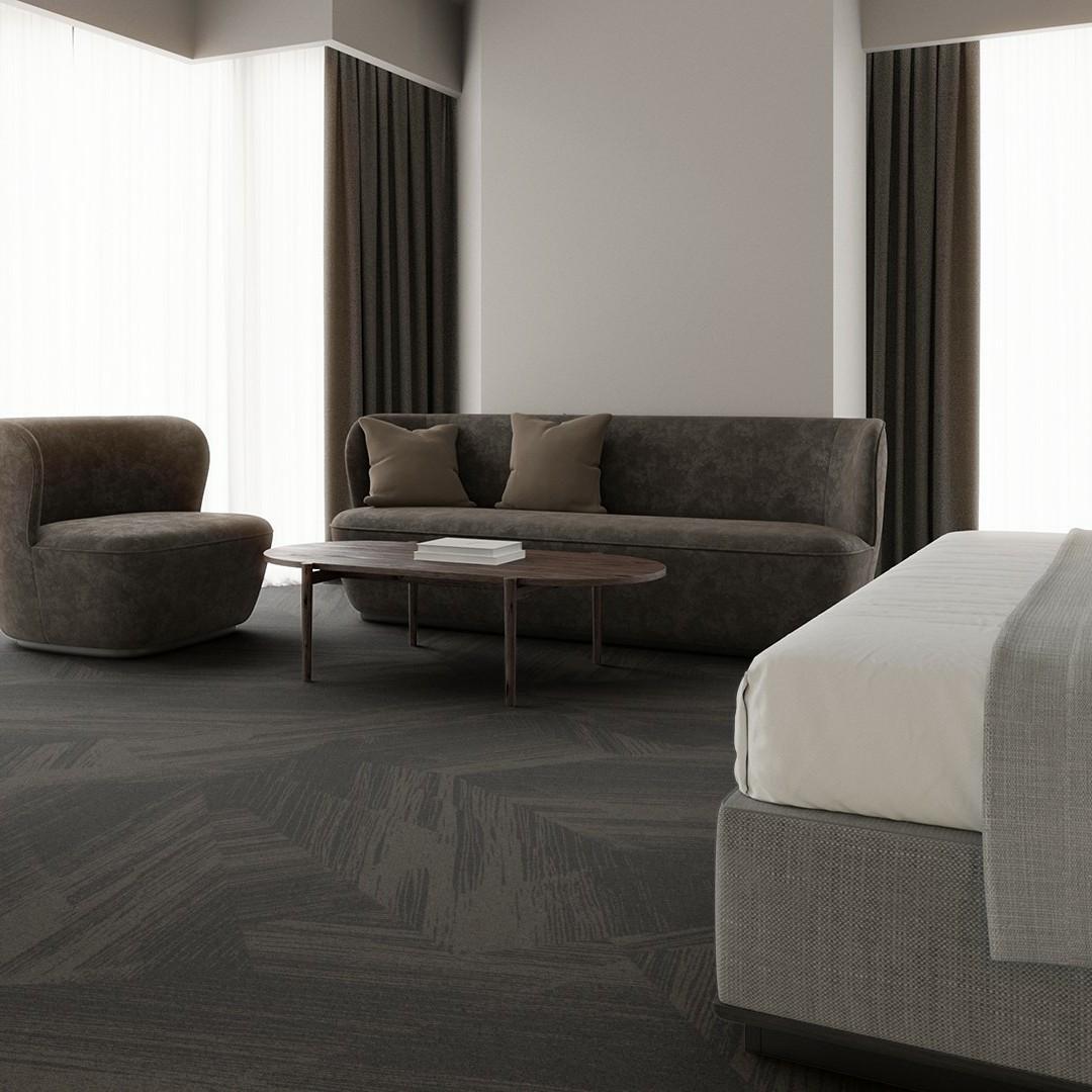 plissé grey Roomview 3