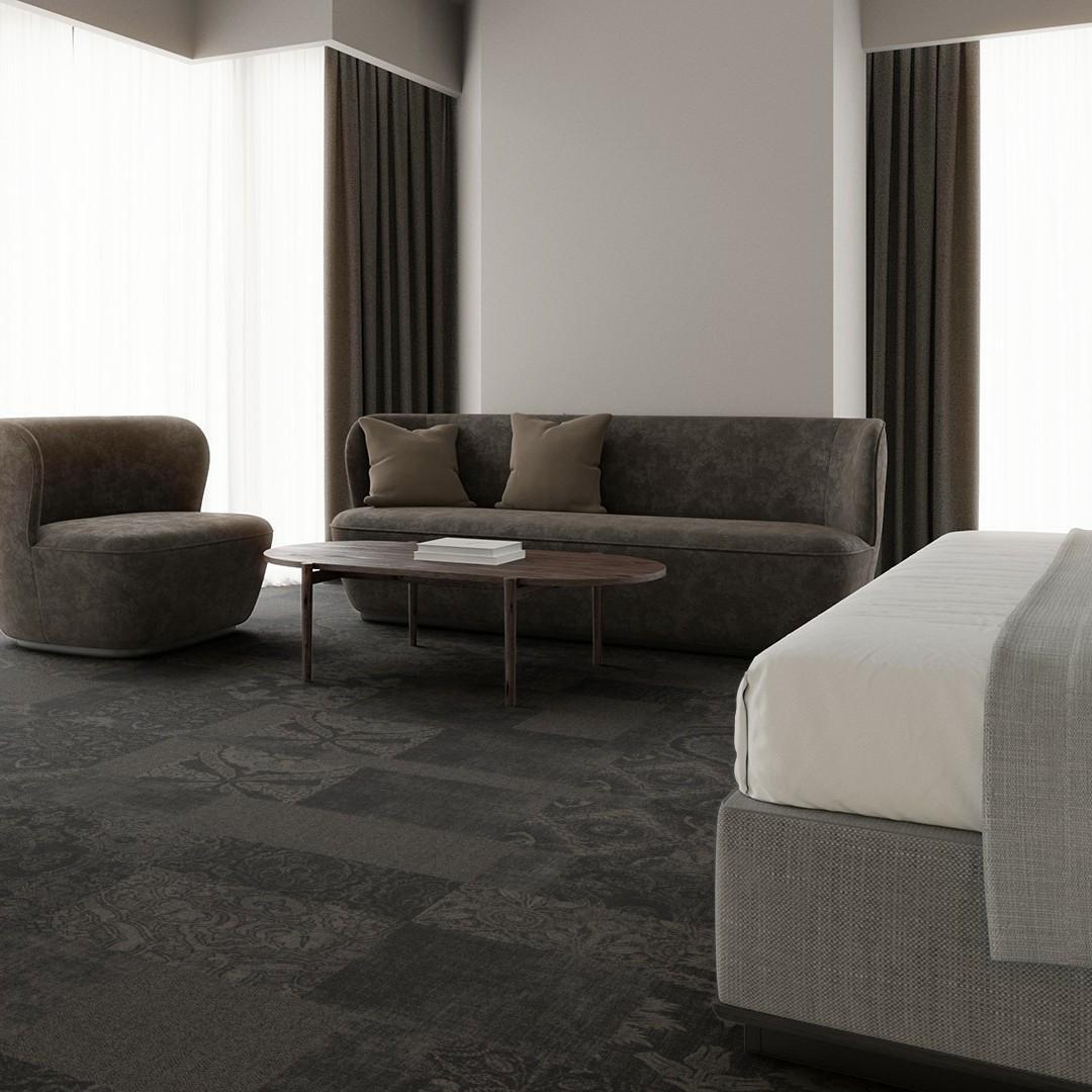 patchwork black Roomview 3