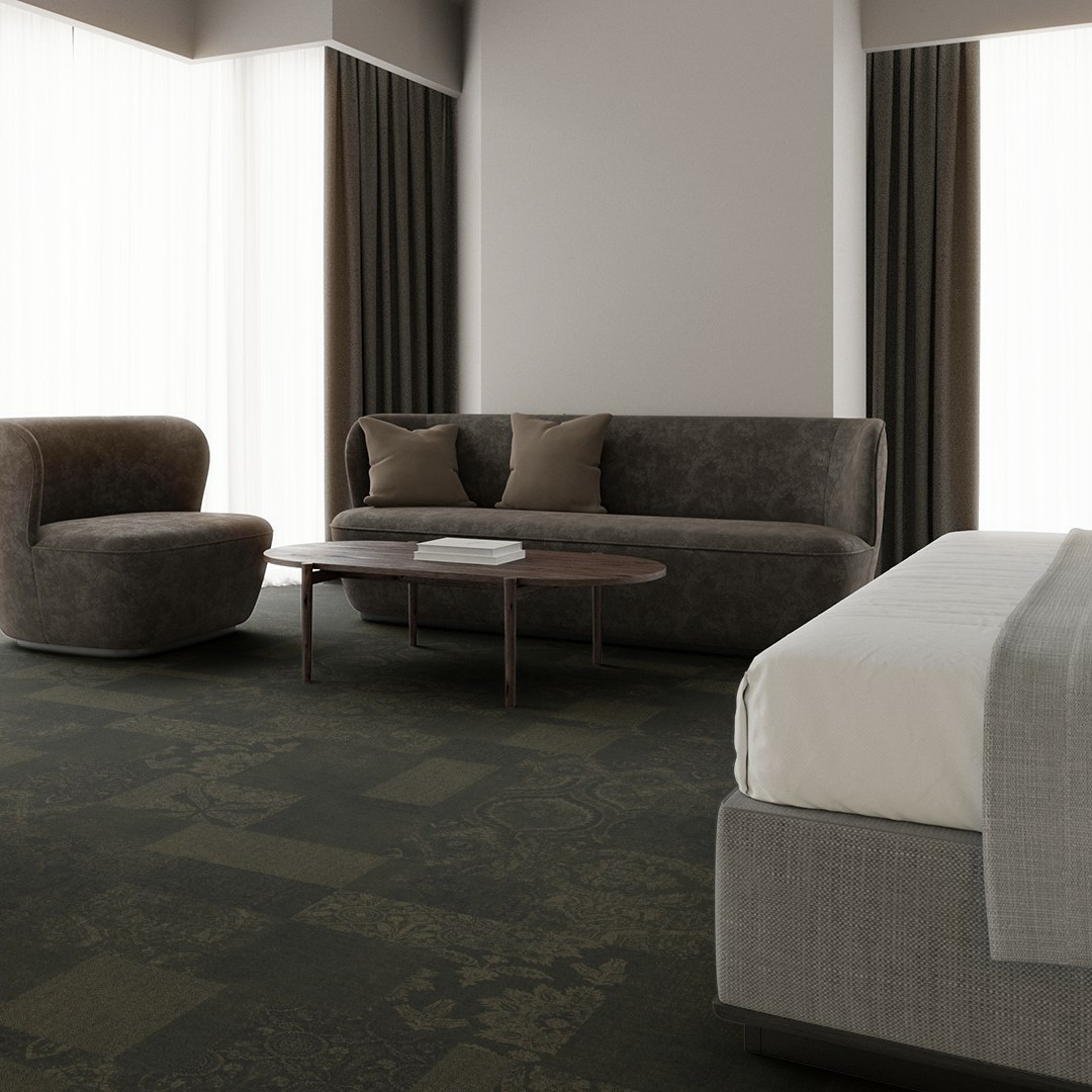 patchwork green Roomview 3