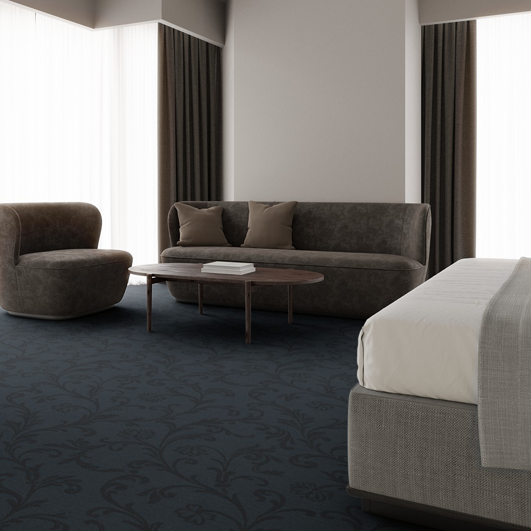 amalfi large  blue Roomview 4