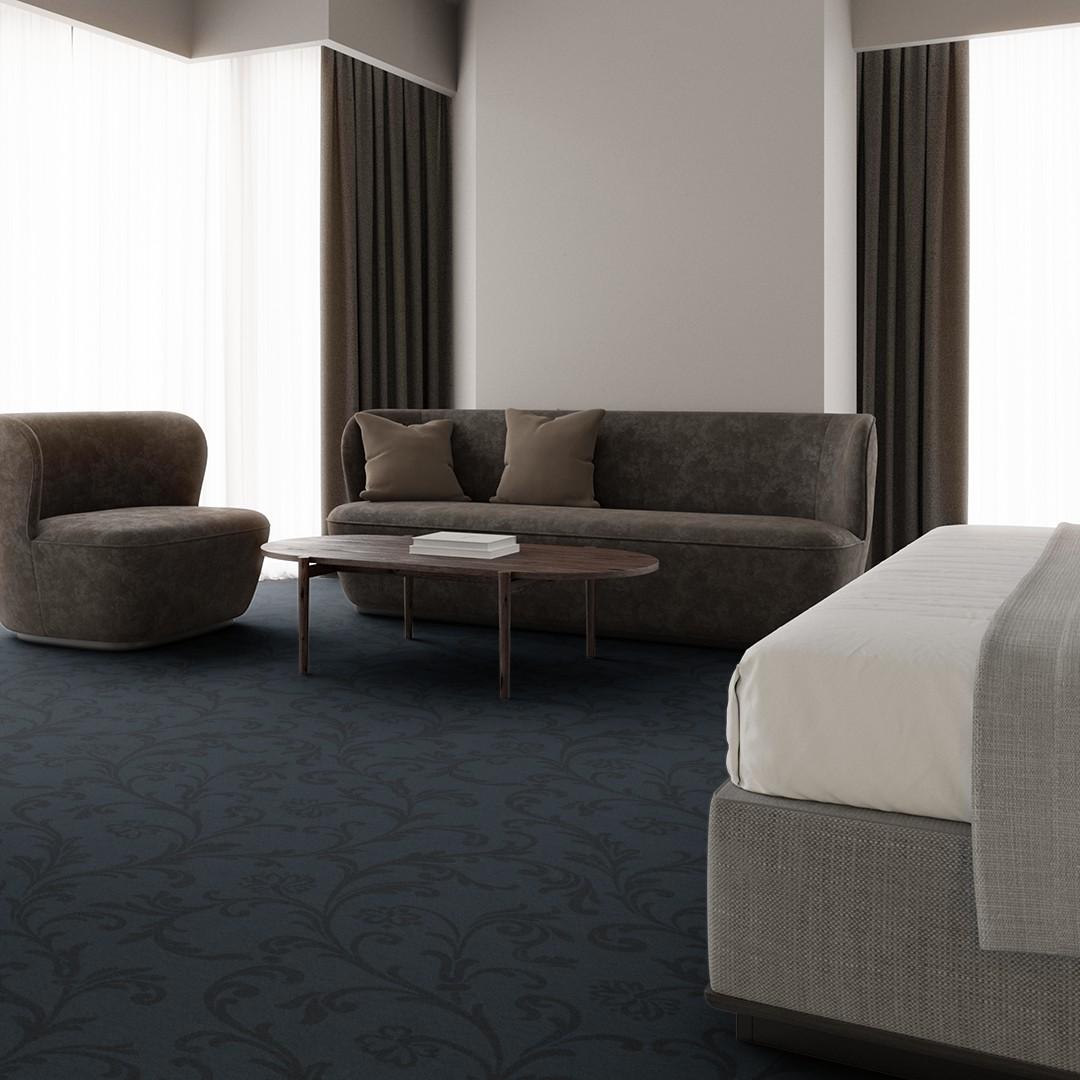 amalfi large  blue Roomview 3