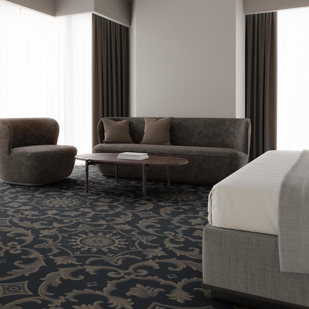 bristol ballroom  blue Roomview 3