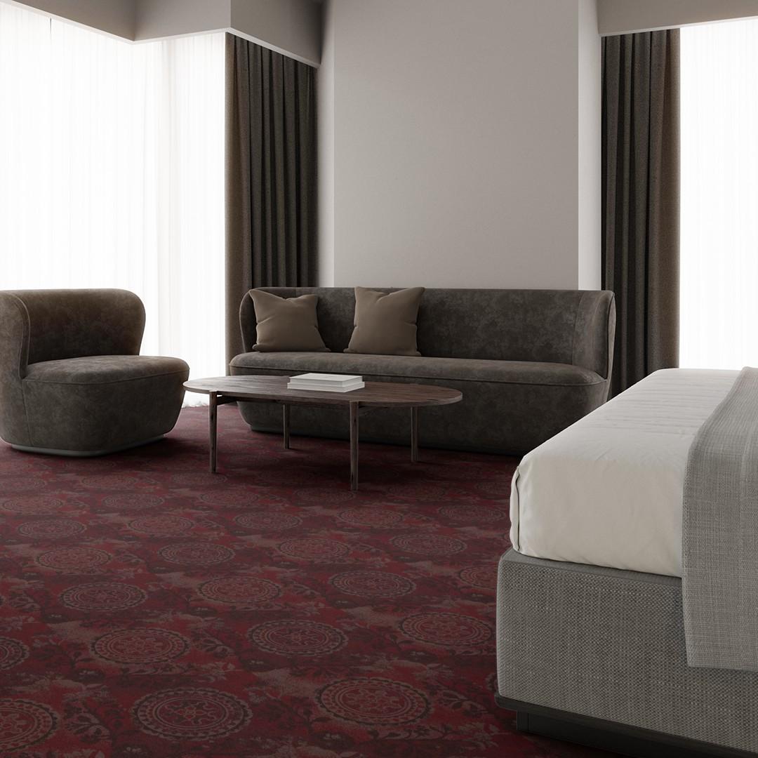 calcutta  red Roomview 3