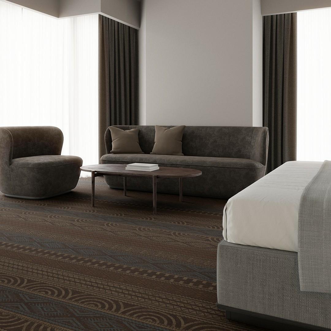 ghana  brown Roomview 4