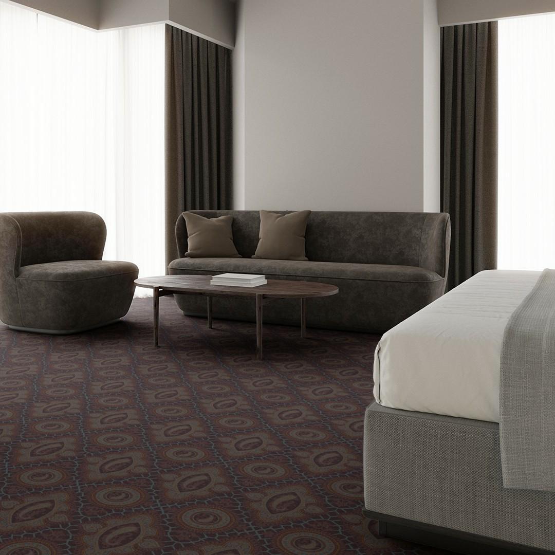 kashmir  purple Roomview 3