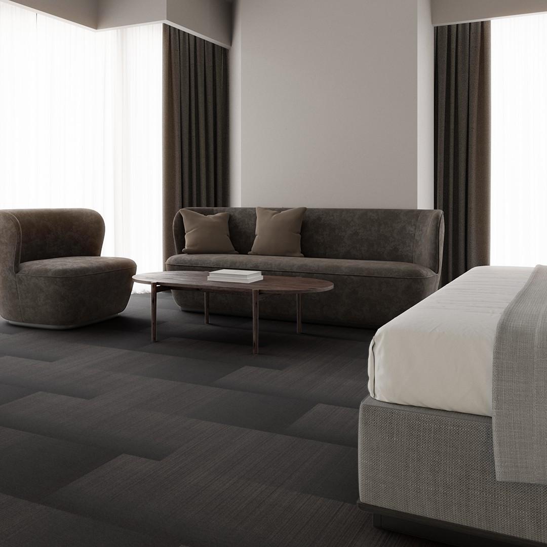 twine mono  grey Roomview 4