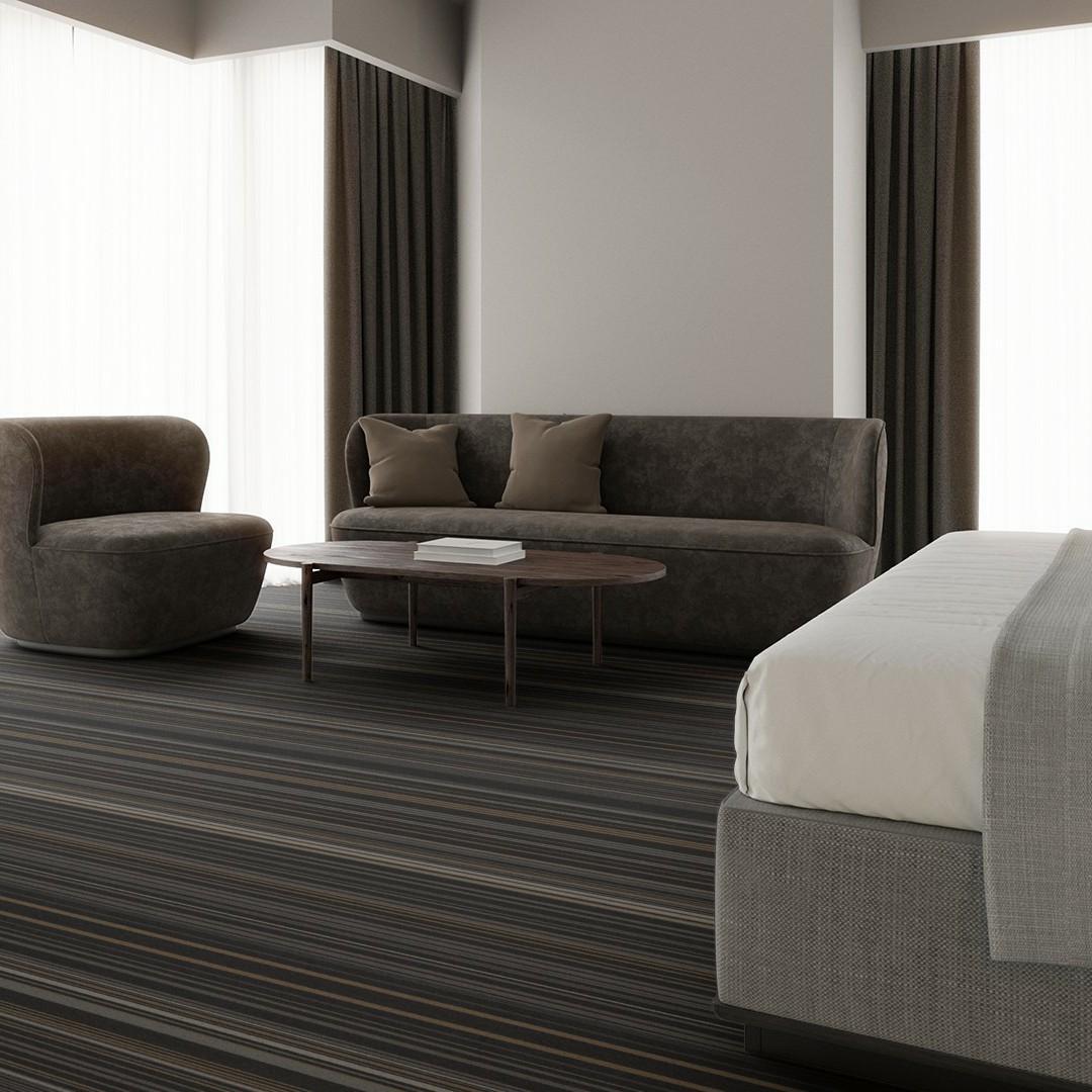 bright stripe black Roomview 3