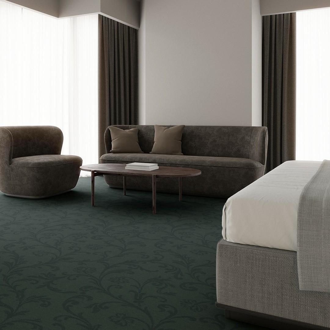 amalfi large  green Roomview 3