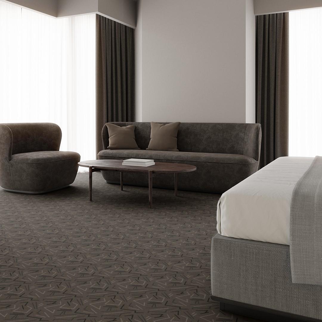 bended lines II grey Roomview 3