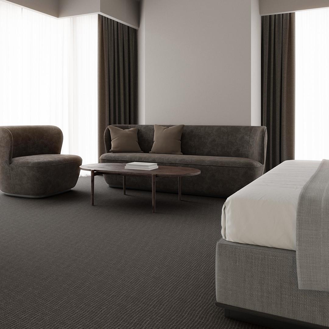 wavy mesh grey Roomview 4