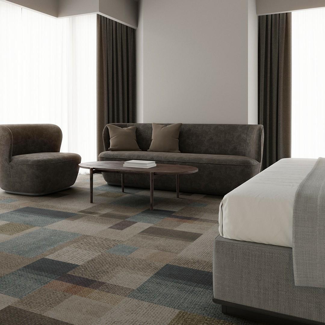 rewoven  beige Roomview 3