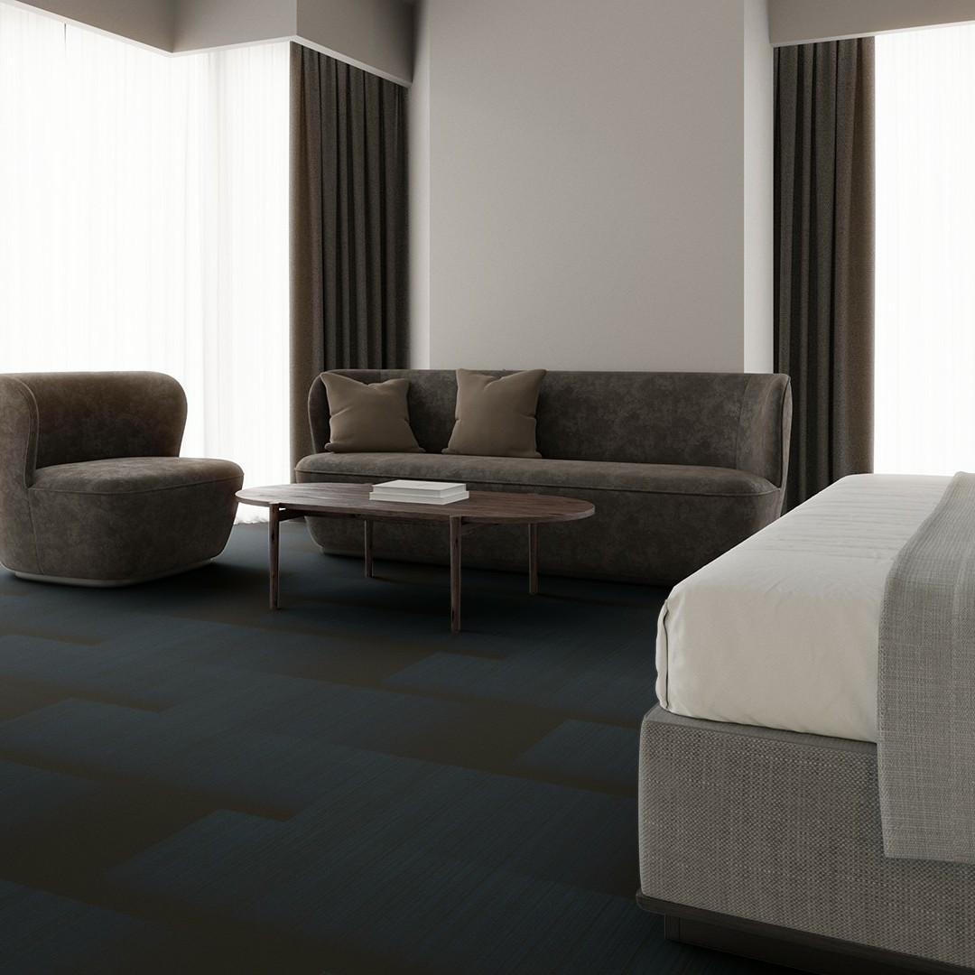 twine mono  blue Roomview 3