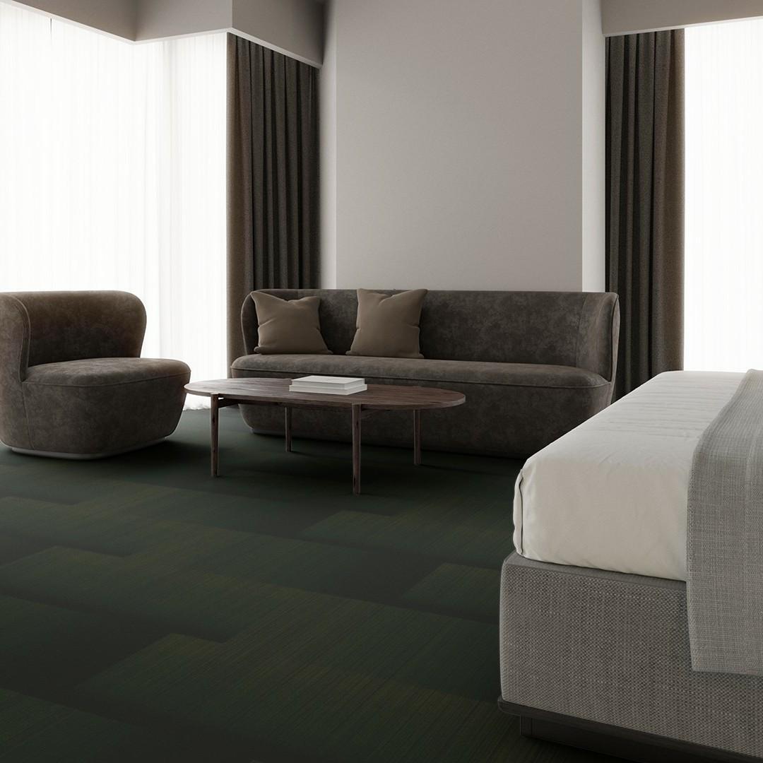 twine mono  green Roomview 3