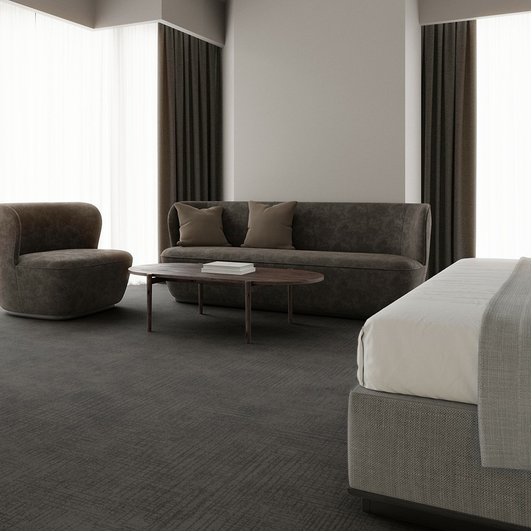 Captured Lines  grey Roomview 3