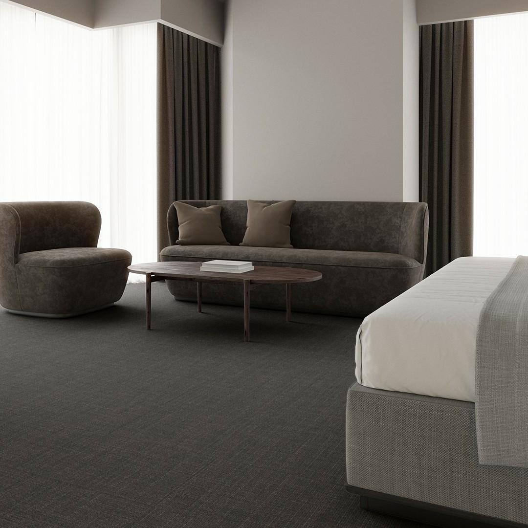 Fabric  grey Roomview 4