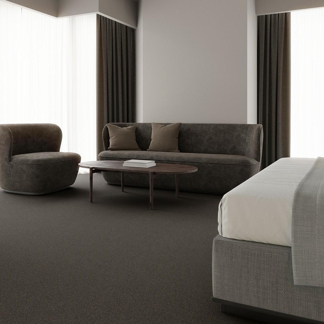 Grainy Texture  grey Roomview 3
