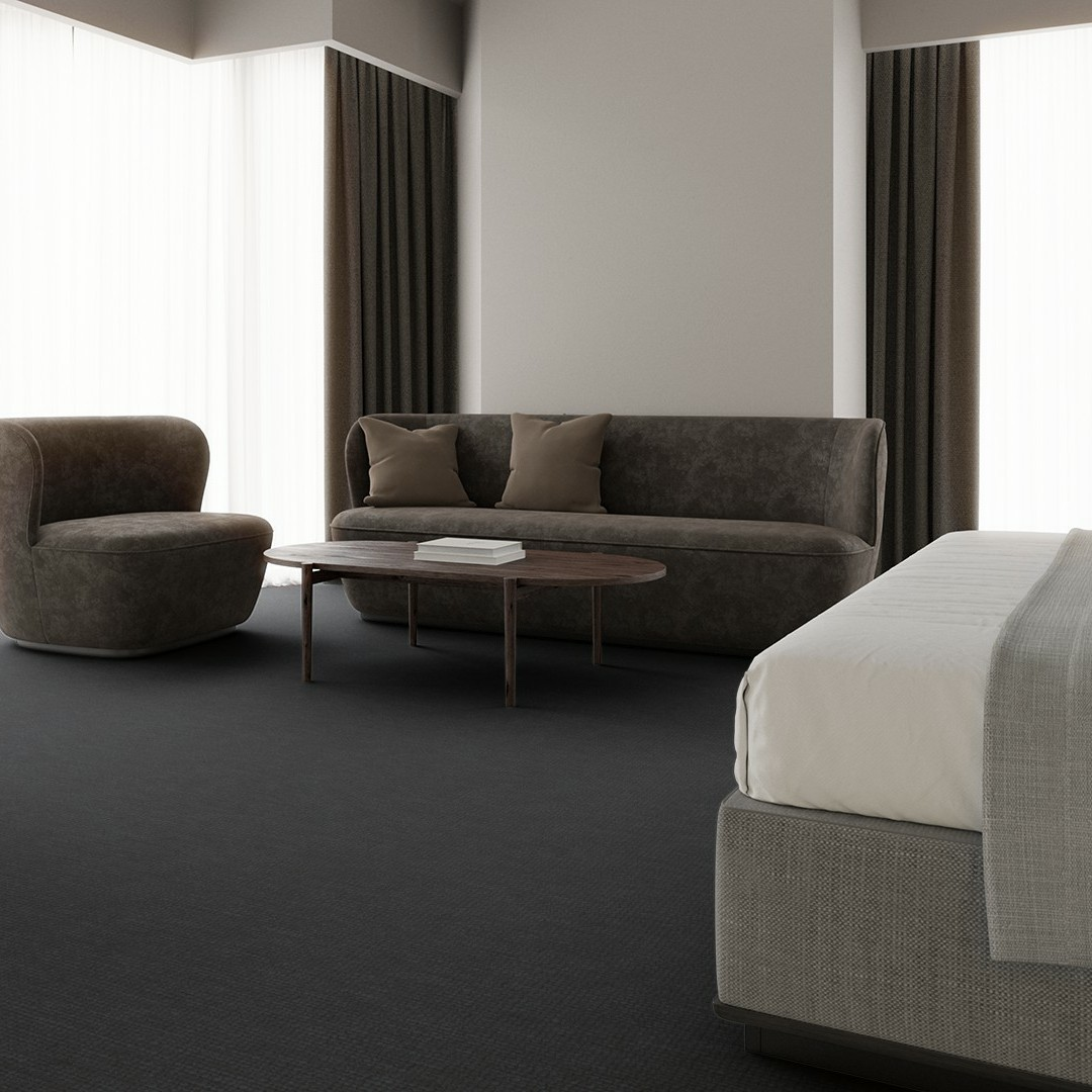 linen  blue Roomview 4