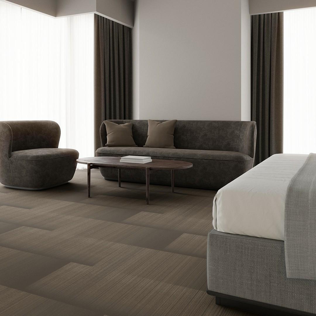 twine mono  beige Roomview 4