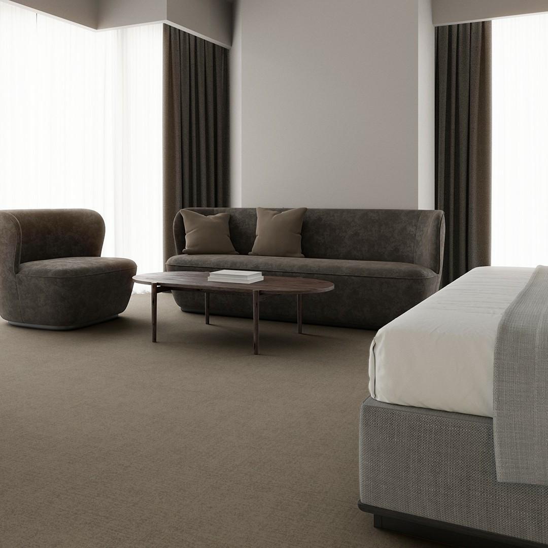 Flax  beige Roomview 3