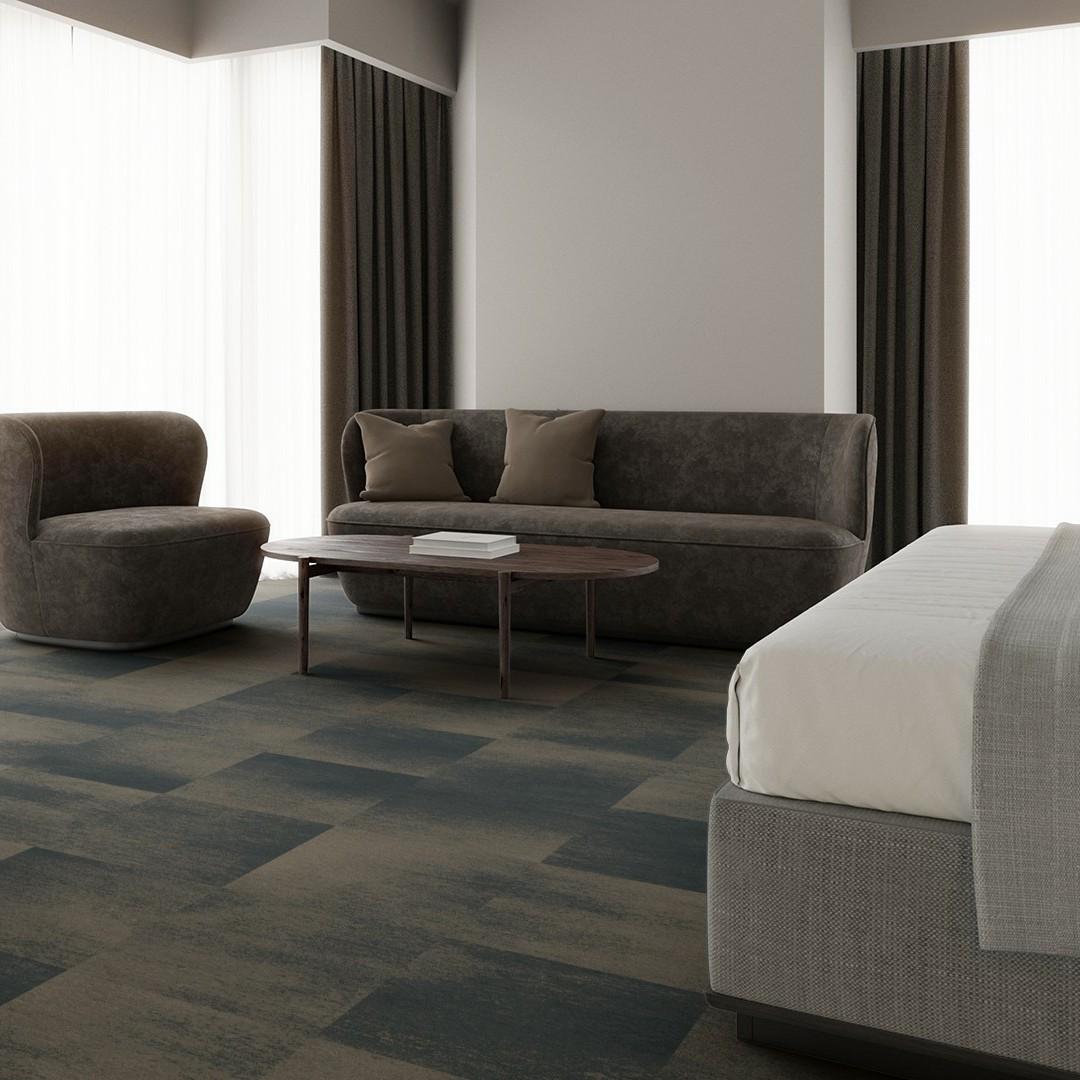 Transparent  blue Roomview 4