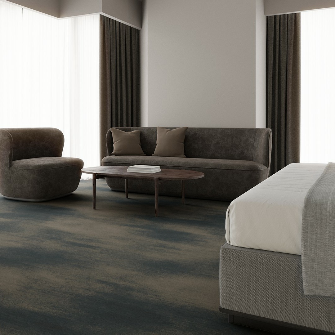 Transparent  blue Roomview 3