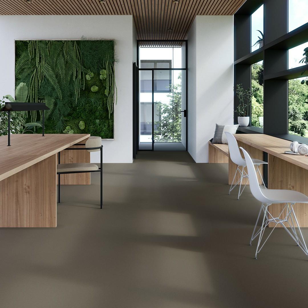 Texture 2000 wt moss green Roomview 4