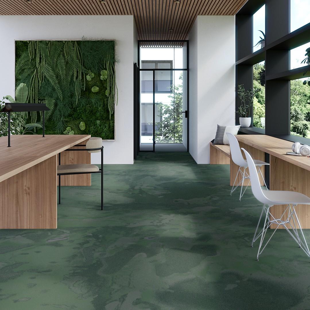 ReForm Terra  WT  green Roomview 4