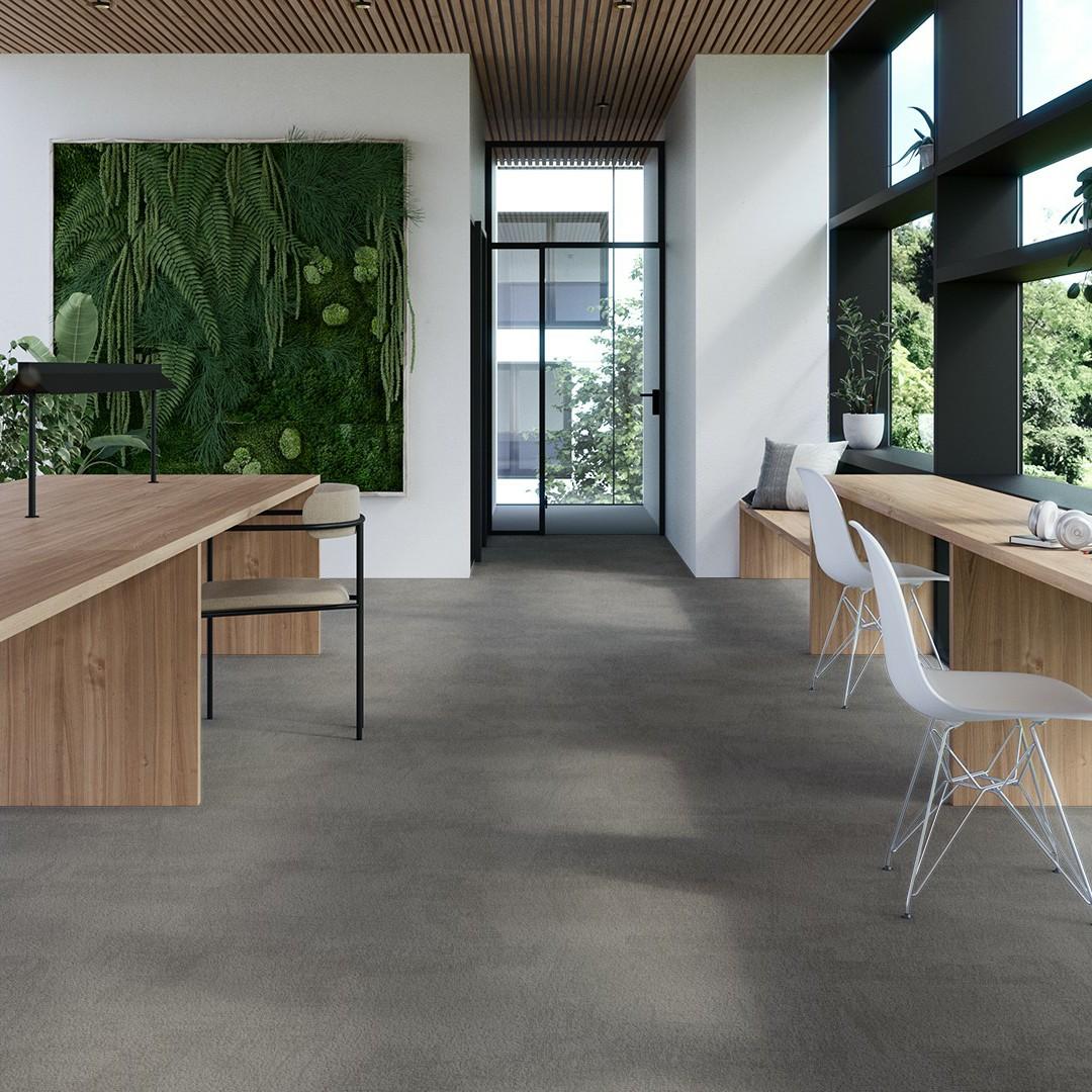 ReForm Artworks Assemble WT cement Roomview 4